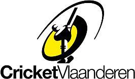 Cricket Vlaanderen Retina Logo